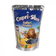 Capri-sun Safari Fruits Karışık Meyve Suyu 200 ml 20' li Koli