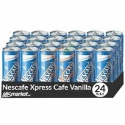Nescafe Express 250 ml Vanilla 24' lü Koli