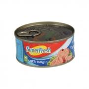 Süper Fresh Ton Balığı 2' li 160 Gr 12' li Koli