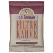 Mehmet Efendi 80 Gr Colombian Filtre Kahve Öğütülmüş 12' li Koli