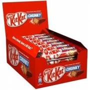 Nestle Kitkat Chunky 38gr-12li Paket