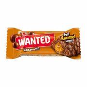 Eti Wanted Karamelli Bar 22 gr 24' lü Koli