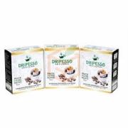 Dripesso Pratik Filtre Kahve Koyu Kavrulmuş 8 Gr 50' li Paket