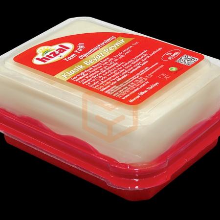 Hızal Klasik Yarım Kalıp Beyaz Peynir | Gıda Ambarı