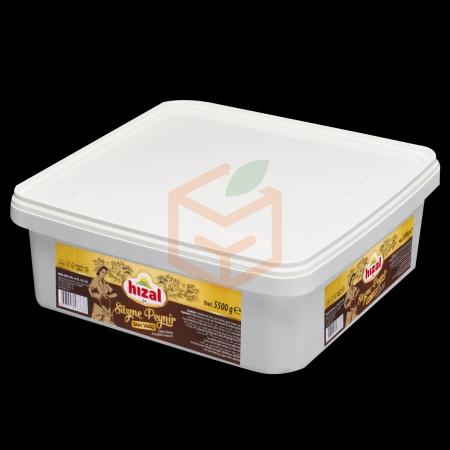 Hızal Tam Yağlı Süzme Peynir 5.500 Gr | Gıda Ambarı