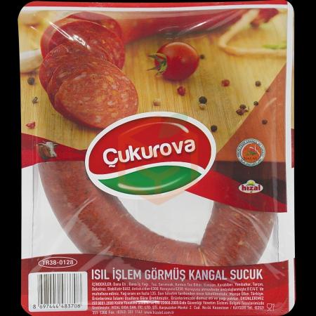 Çukurova Kvt Dana Kangal Sucuk 400 Gr   Gıda Ambarı