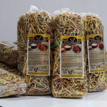Sebzeli Ev Eriştesi 500gr | Gıda Ambarı