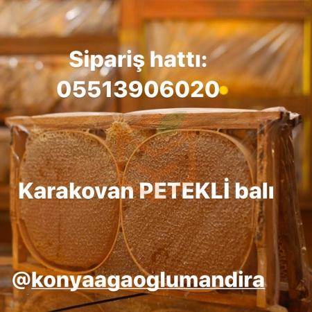 Karakovan Balı Sivas | Gıda Ambarı