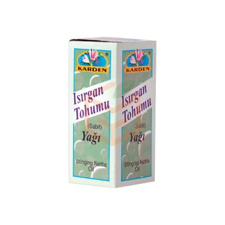Isırgan Otu Tohumu Yağı (20 ml) | Gıda Ambarı