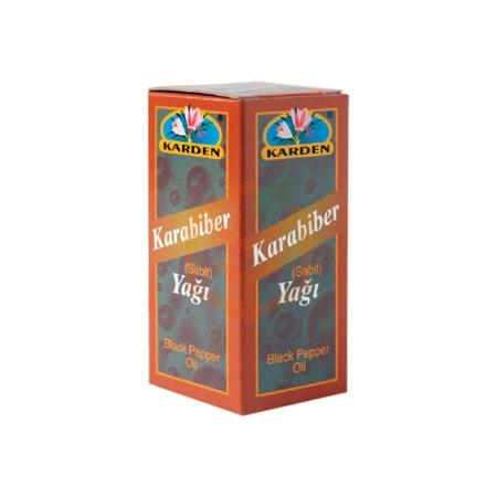 Karabiber Yağı (20 ml) | Gıda Ambarı