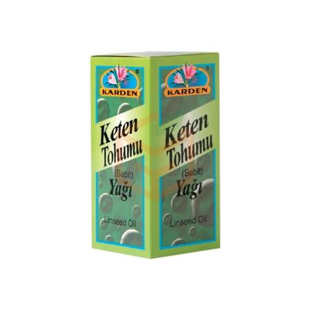 Keten Tohumu Yağı (50 ml) | Gıda Ambarı