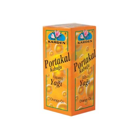 Portakal Kabuğu Yağı (20 ml) | Gıda Ambarı