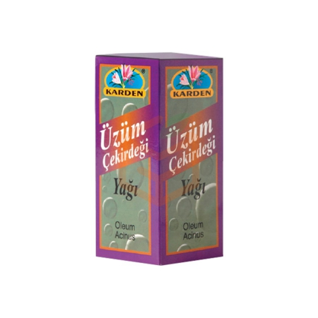 Üzüm Çekirdeği Yağı (20 ml) | Gıda Ambarı