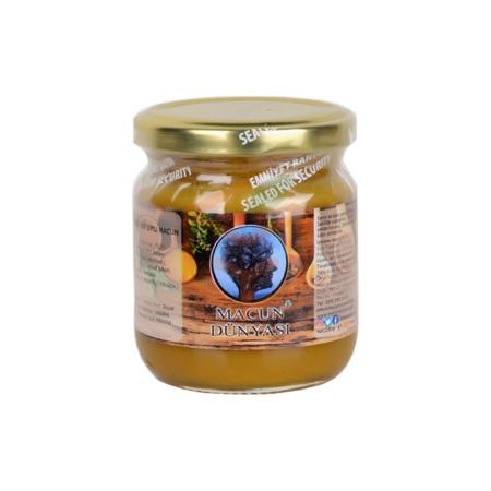 Zencefilli Ballı Bitki Karışımlı Macun (230 Gr) | Gıda Ambarı