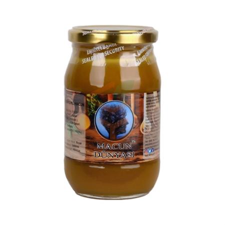 Zencefilli Ballı Bitki Karışımlı Macun (450 Gr)  | Gıda Ambarı
