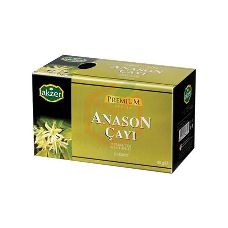 Akzer Anason Çayı (30 Gr) | Gıda Ambarı