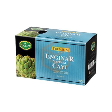 Akzer Enginar Çayı (24 Gr)  | Gıda Ambarı