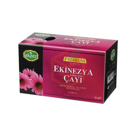 Akzer Ekinezya Çayı (30 Gr) | Gıda Ambarı