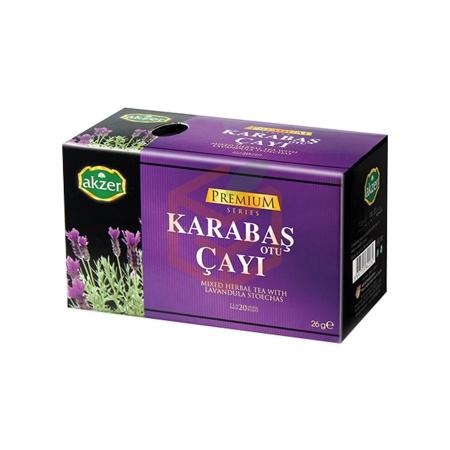 Akzer Karabaş Otu Çayı (26 Gr)   Gıda Ambarı