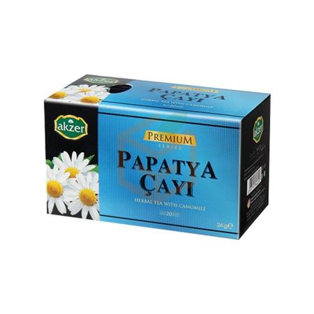 Akzer Papatya Çayı (24 Gr)  | Gıda Ambarı