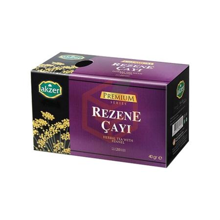 Akzer Rezene Çayı (40 Gr) | Gıda Ambarı