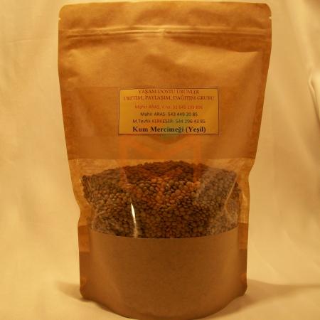 Kum Mercimeği (2n=14) | Gıda Ambarı