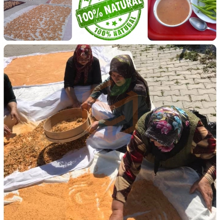 DOĞAL KARGI EV TARHANASI-(1 KG) | Gıda Ambarı