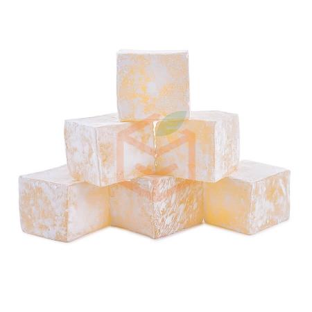 Sade Lokum 400 Gram / 12 Li Paket | Gıda Ambarı