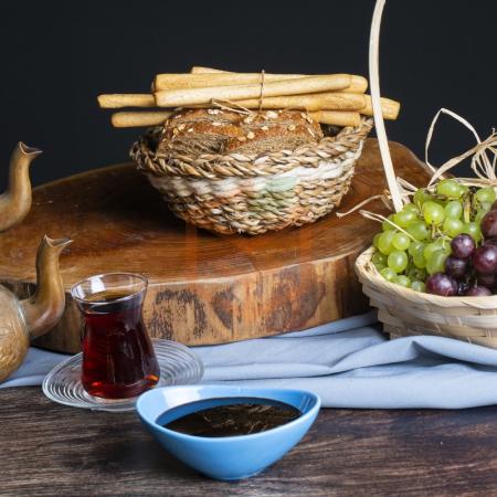 Teneke üzüm Pekmezi 5 Kg Paket | Gıda Ambarı