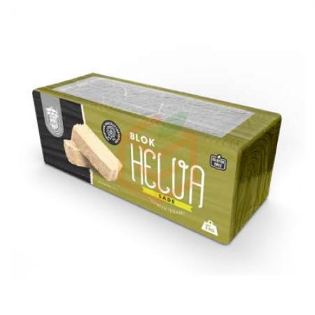 Sade Baton Helva 3 Kg / 2 Li Paket | Gıda Ambarı
