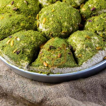 Tepsi Fıstıklı Helva 9 Kg Paket | Gıda Ambarı
