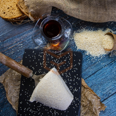 Tepsi Sade Helva  5 Kg Paket | Gıda Ambarı