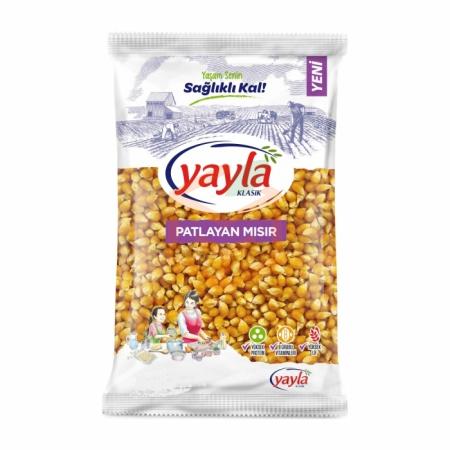 Yayla Popcorn Mısır 5 Kg | Gıda Ambarı