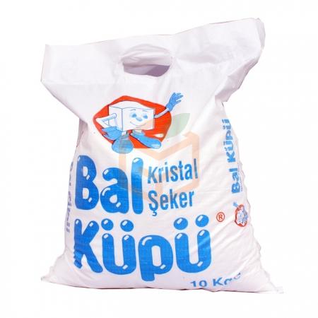 Balküpü Çuval 10kg Toz Şeker
