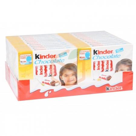 Kinder Chocolate T4 - 20`li Paket | Gıda Ambarı