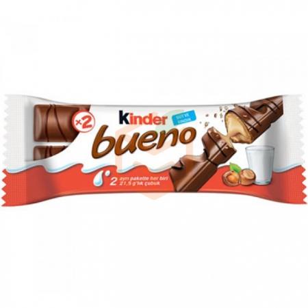 Kinder Bueno 43gr - 30`lu Koli | Gıda Ambarı