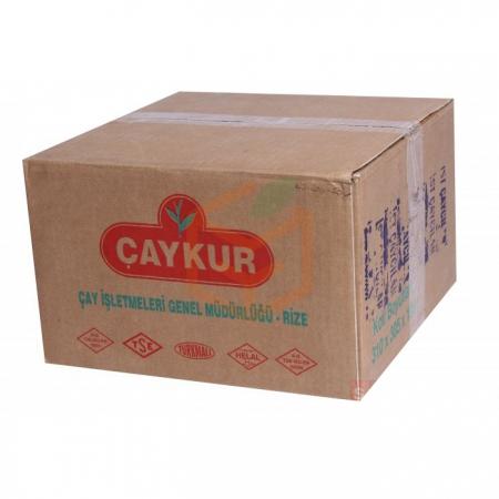 Çaykur Burcum Yeşil Çay 100 Gr - 24lü Koli  | Gıda Ambarı