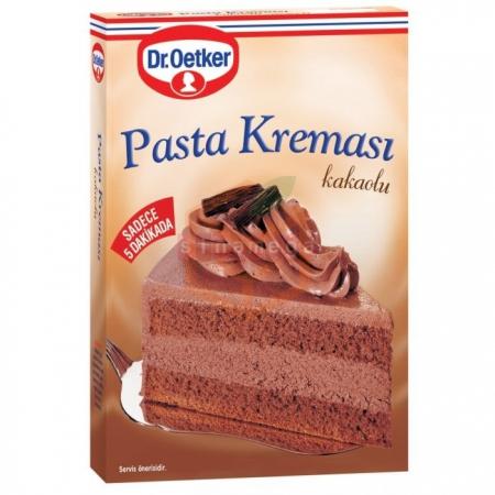 Dr.oetker Pasta Kreması Kakaolu 156gr - 12li Paket | Gıda Ambarı