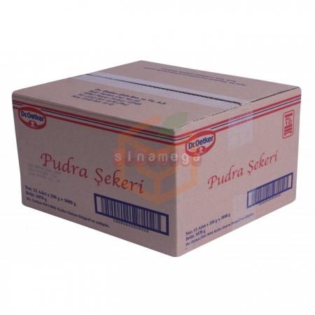 Dr.oetker Pudra Şekeri 250gr - 12li Koli | Gıda Ambarı