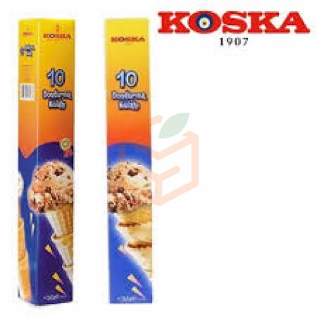 Koska Dondurma Külahı 45gr(10lu) - 24lü Koli