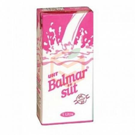 Balmar Süt 1lt - 12li Koli  | Gıda Ambarı