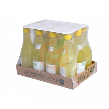Doğanay Limon Sosu 500ml (nare) - 12li Koli  | Gıda Ambarı
