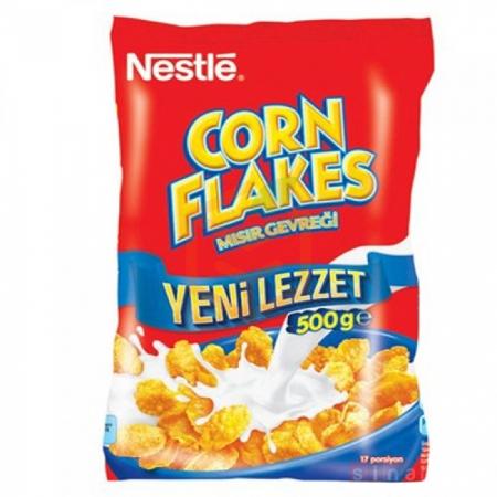 Nestle Corn Flakes 450gr - 12li Paket
