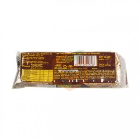 Ülker Altınbaşak Lıght Yulaflı Bisüvi 46gr (ü:00116-04)-24`lü Koli | Gıda Ambarı