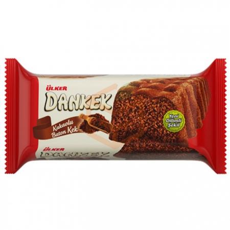 Ülker Dankek Baton Kakaolu 200gr-6`lı Koli | Gıda Ambarı