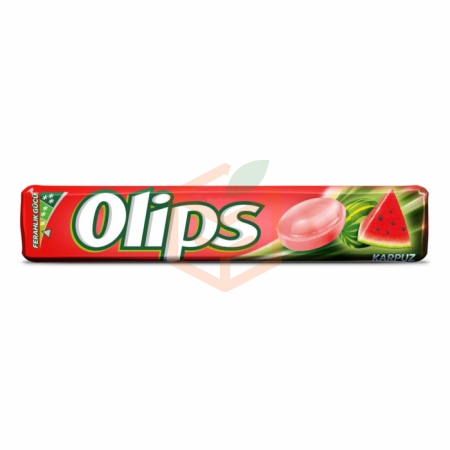 Olips Stick Şeker Karpuz 28gr -24`lü Paket | Gıda Ambarı