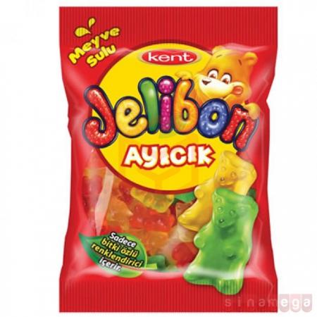 Jelibon Ayıcık Bears 40gr -16lı Paket  | Gıda Ambarı