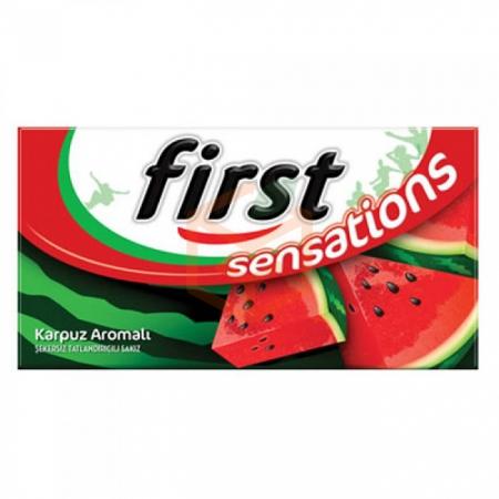 Fırst Sensations 27gr Karpuz Aromalı - 12`li Paket | Gıda Ambarı