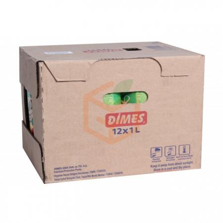 Dimes Şeftali 1lt - 12li Koli    Gıda Ambarı