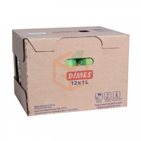 Dimes Kayısı 1lt - 12`li Koli   Gıda Ambarı